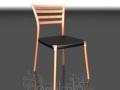 3д визуализация стула