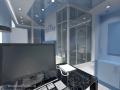 3д визуализация офис рабочее место