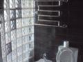 санузел стеклоблок