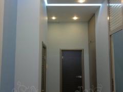 проект офиса коридор