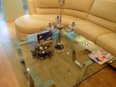 дизайн квартиры диван журнальный столик