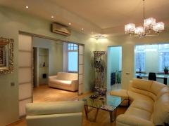 дизайн квартиры открытое пространство
