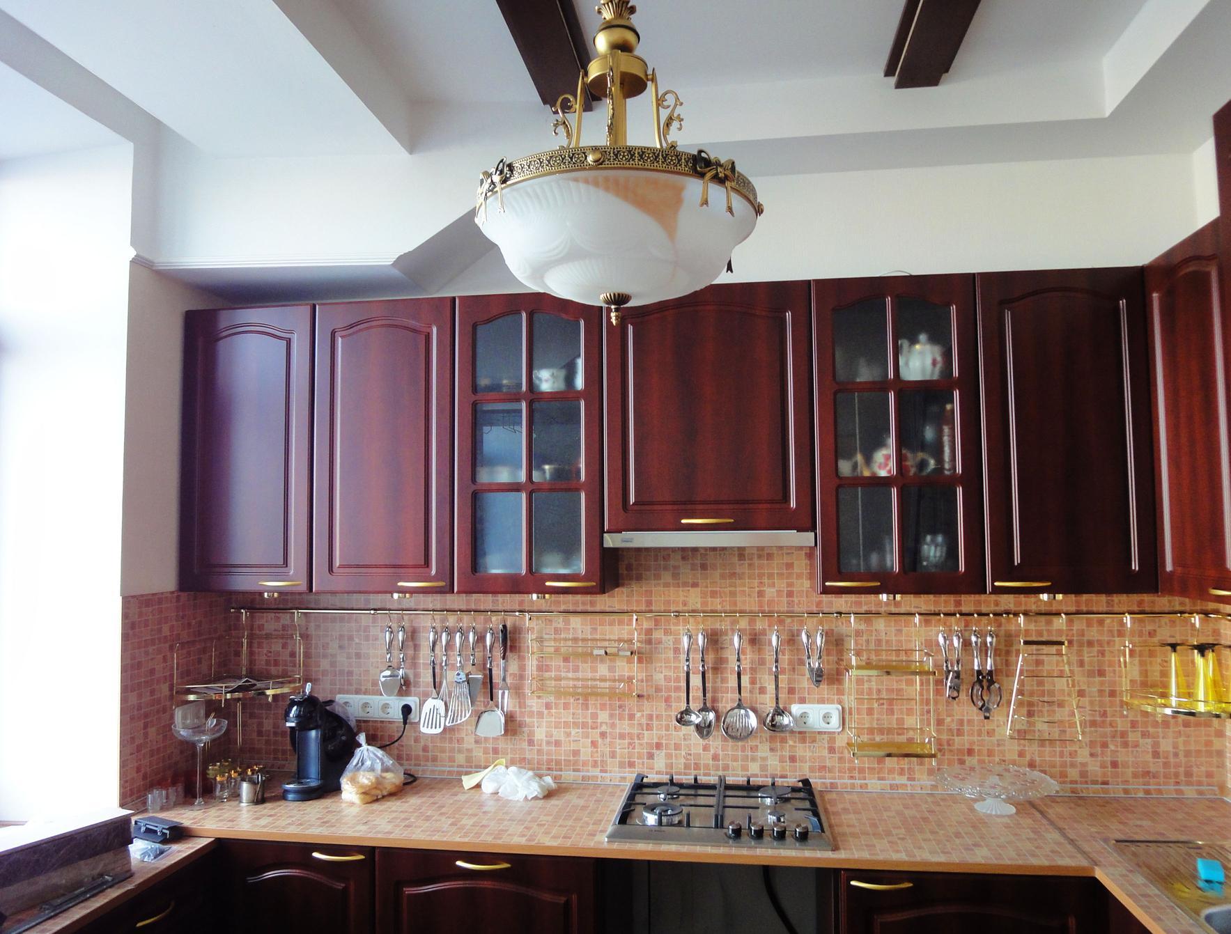 Redwood style apartment